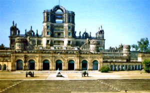Das College La Martiniere in Lucknow