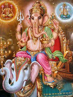 Elefantengott Hinduismus